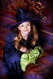 巫婆服装 库存照片
