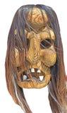 巫婆面具 免版税图库摄影