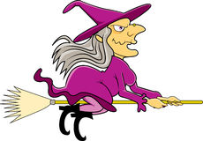 巫婆 免版税库存图片