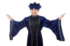 巫术师 库存照片