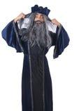 巫术师 库存图片