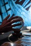 巫术师 免版税库存照片