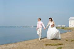 已婚夫妇 免版税图库摄影