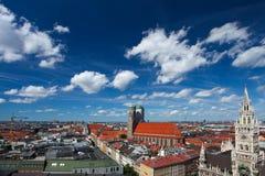 巴伐利亚德国慕尼黑 库存照片