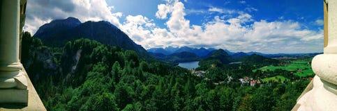 巴伐利亚的自由州 库存图片