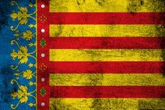 巴伦西亚 皇族释放例证