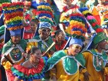 巴兰基利亚carnaval s 免版税图库摄影