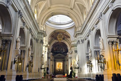 巴勒莫大教堂  库存图片