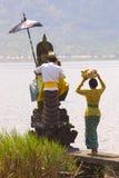 巴厘岛人 免版税库存照片