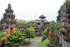 巴厘岛博物馆 库存图片