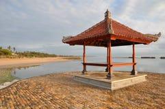 巴厘岛印度尼西亚塔 图库摄影