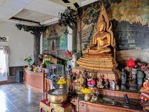 巴厘岛寺庙,印度尼西亚 库存照片