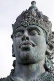 巴厘岛巨大的雕塑 库存照片