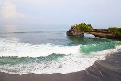 巴厘岛海滩印度尼西亚 免版税库存图片