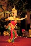 巴厘岛舞蹈印度尼西亚legong天堂恍惚 免版税库存图片