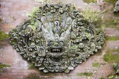 巴厘岛雕刻 图库摄影