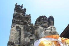 巴厘岛雕塑 图库摄影