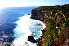 巴厘岛风景 免版税库存图片