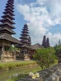 巴厘岛-印度尼西亚-塔曼Ayun寺庙 免版税库存图片