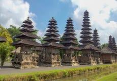 巴厘岛-印度尼西亚-塔曼Ayun寺庙 库存照片