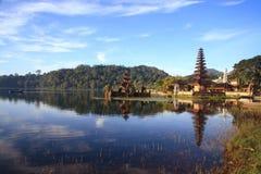 巴厘岛bedugul 免版税库存照片