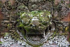 巴厘语守护程序 免版税库存图片