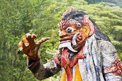 巴厘语新年度 免版税库存照片