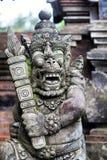 巴厘语神 库存图片