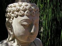 巴厘语雕象 图库摄影
