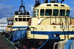 巴哈马群岛的端口 免版税库存照片