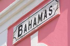 巴哈马 免版税库存照片