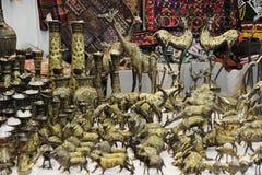 巴基斯坦工艺 免版税库存照片