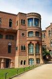 巴塞罗那医院 库存照片