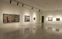 巴塞罗那博物馆毕加索 库存图片