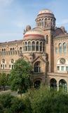 巴塞罗那卡塔龙尼亚de hospital sant的波城 免版税图库摄影