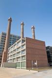 巴塞罗那大厦fecsa西班牙 免版税库存照片