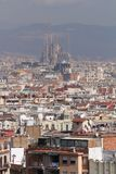巴塞罗那西班牙 免版税库存照片