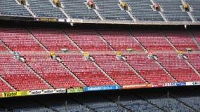 巴塞罗那阵营nou西班牙体育场 免版税库存图片