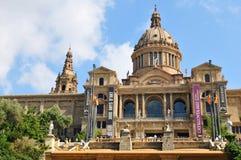 巴塞罗那,西班牙 免版税库存照片