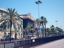 巴塞罗那 免版税库存照片