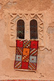 巴巴里人地毯摩洛哥 库存照片