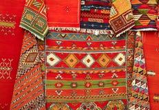 巴巴里人地毯 免版税库存图片