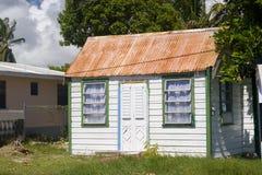 巴布达动产房子 库存图片