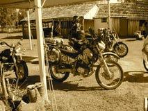 巴拉岛Moto费斯特II 库存照片