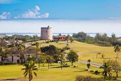巴拉德罗角,古巴 库存图片