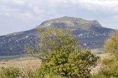 巴拉顿山地 库存图片