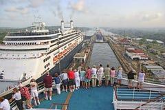 巴拿马运河 免版税图库摄影