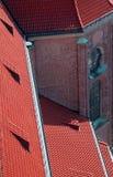 巴法力亚屋顶 免版税库存照片