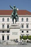 巴法力亚首都慕尼黑 库存照片