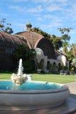 巴波亚喷泉公园 免版税库存照片